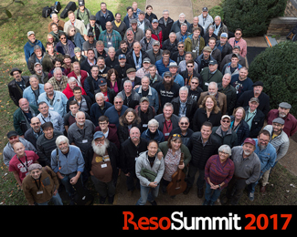ResoSummit 2017 Group Photo