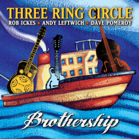 Brothership CD - Three Ring Circle